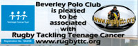 RugbyTTC ad in Beverley Polo Club Programme - Click to enlarge