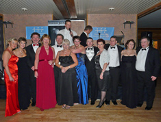 Ice Ball 2009 Organisers